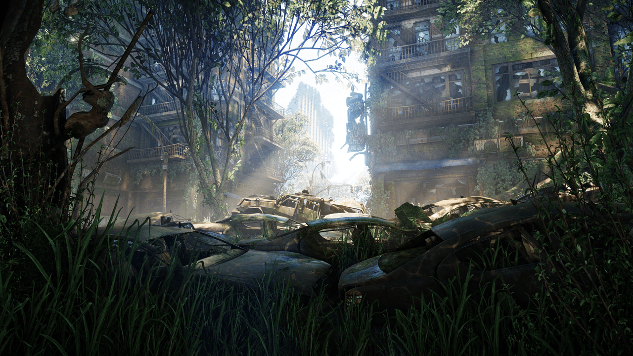 Crysis 3 online screen 1 - Cars AU