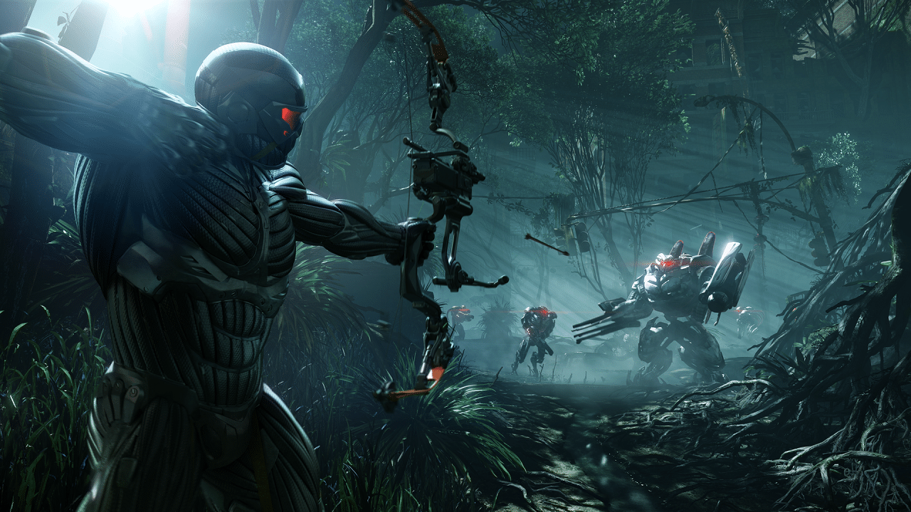 Crysis 3 screen 1 - Prophet the Hunter AU