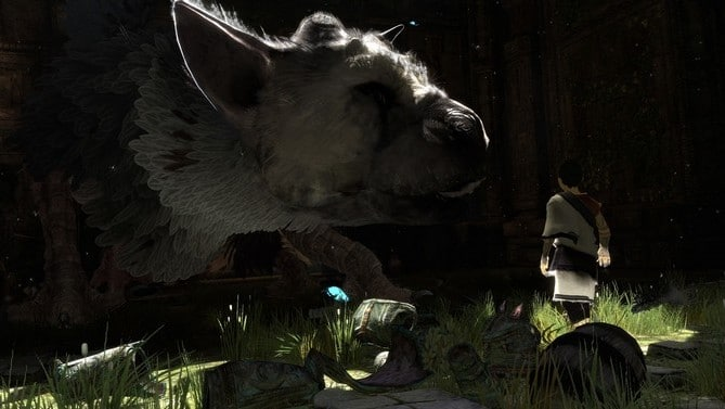 The Last Guardian Bild 01