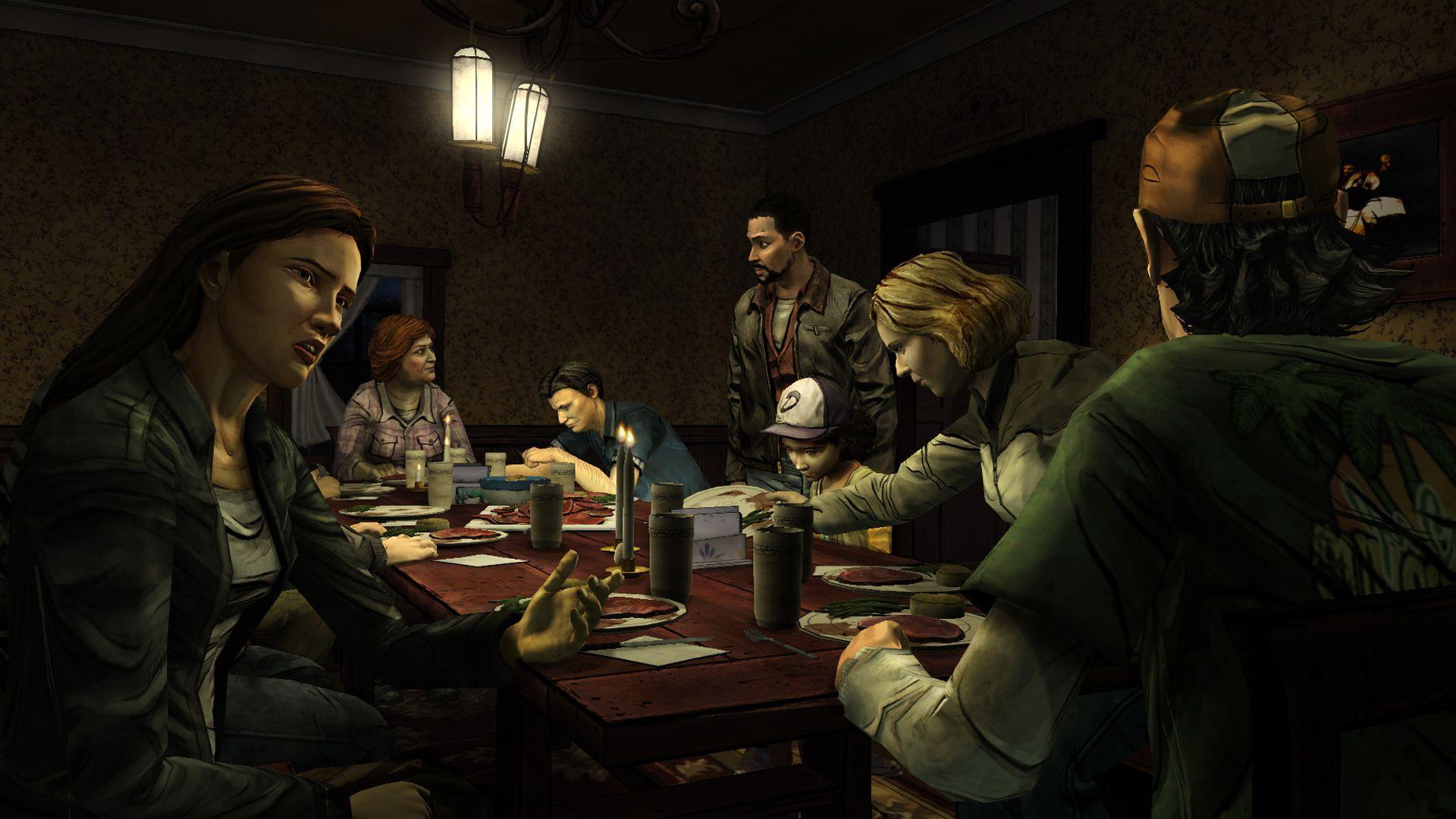 The Walking Dead4
