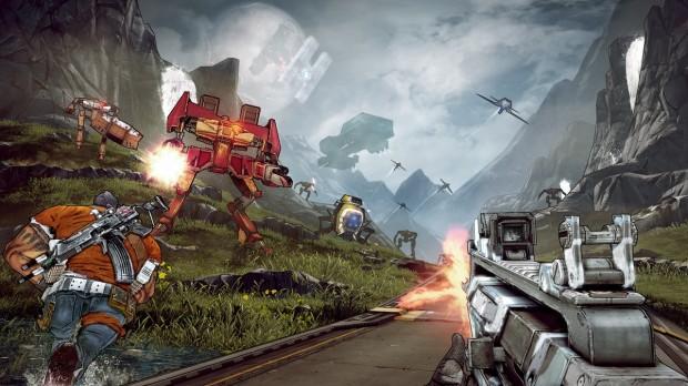 Borderlands2 screenshot