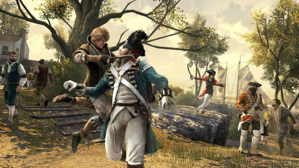 Assassin's Creed 3 Remastered - Trailer zeigt die Grafikverbesserungen