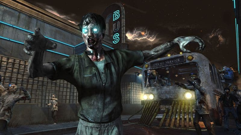 Call of Duty Black Ops 2 Zombie