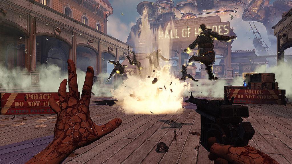 Verfügt ein gegebenenfalls in Entwicklung befindenes BioShock über zahlreiche Games as a Service Ansätze? Aktuelle Spekulationen sagen ja!