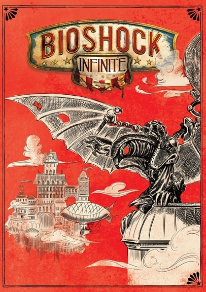 BioShock Infinite Wendecover