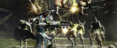 Dynasty Warriors 8 Banner