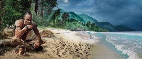 Far Cry 3 Banner 480x200