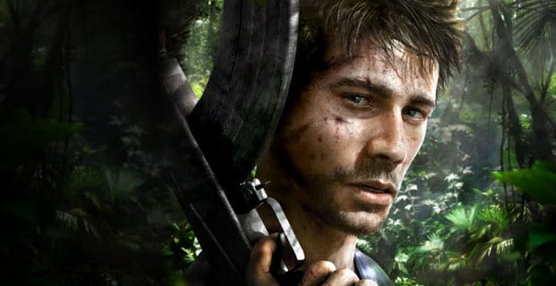 Far Cry 3 - Protagonist Jason Brody