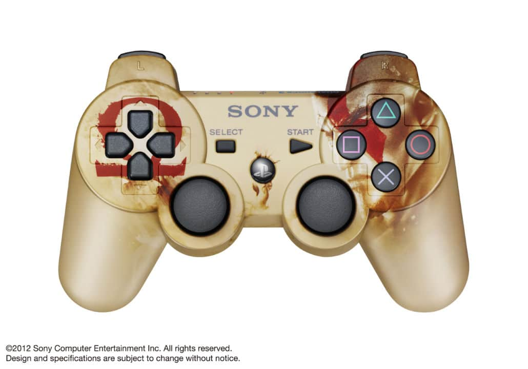 God of War Controller