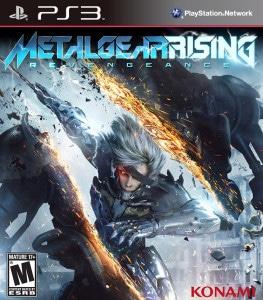 Metal Gear Rising Revengeance Packshot