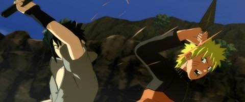 Naruto Ultimate Ninja Storm 3 Banner