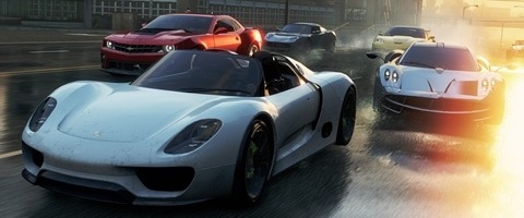 Need for Speed Most Wanted Banner 480x200