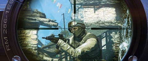 Sniper Ghost Warrior 2 Banner