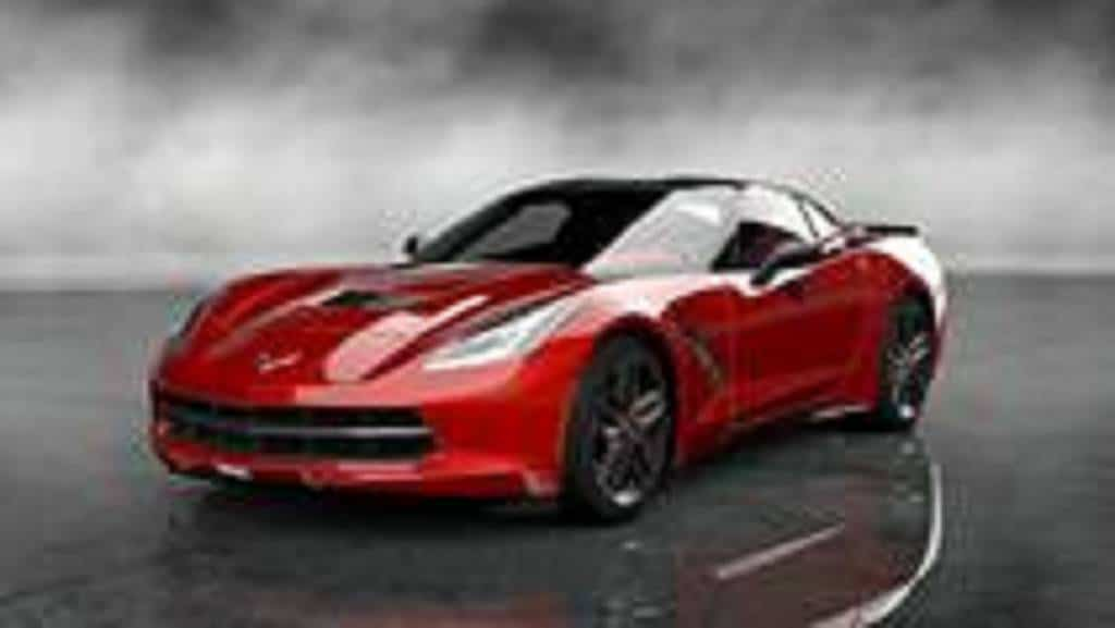 2014 Corvette Stingray für Gran Turismo 5