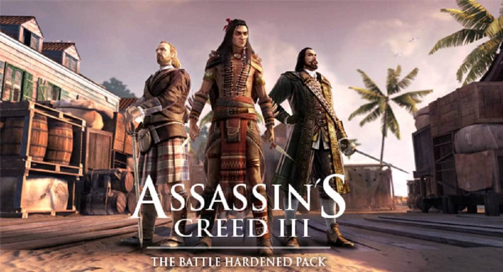 Assassin's Creed III Battle Hardened Pack