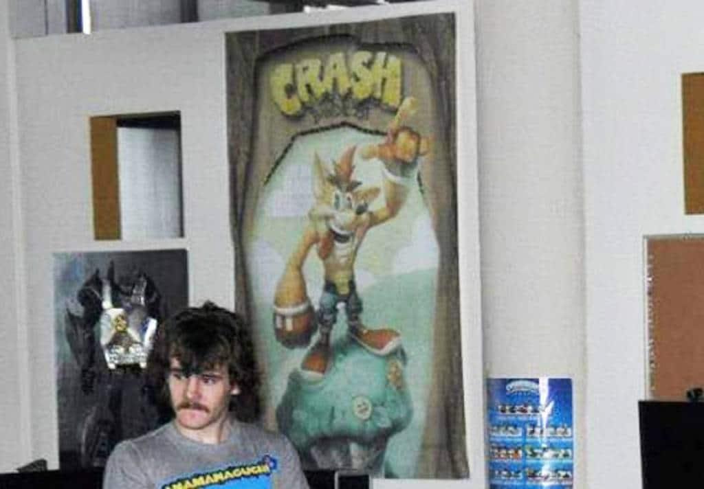 Crash Bandicoot Reboot