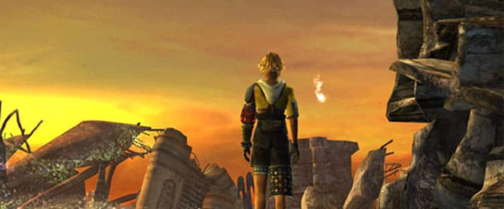 Final Fantasy X Banner