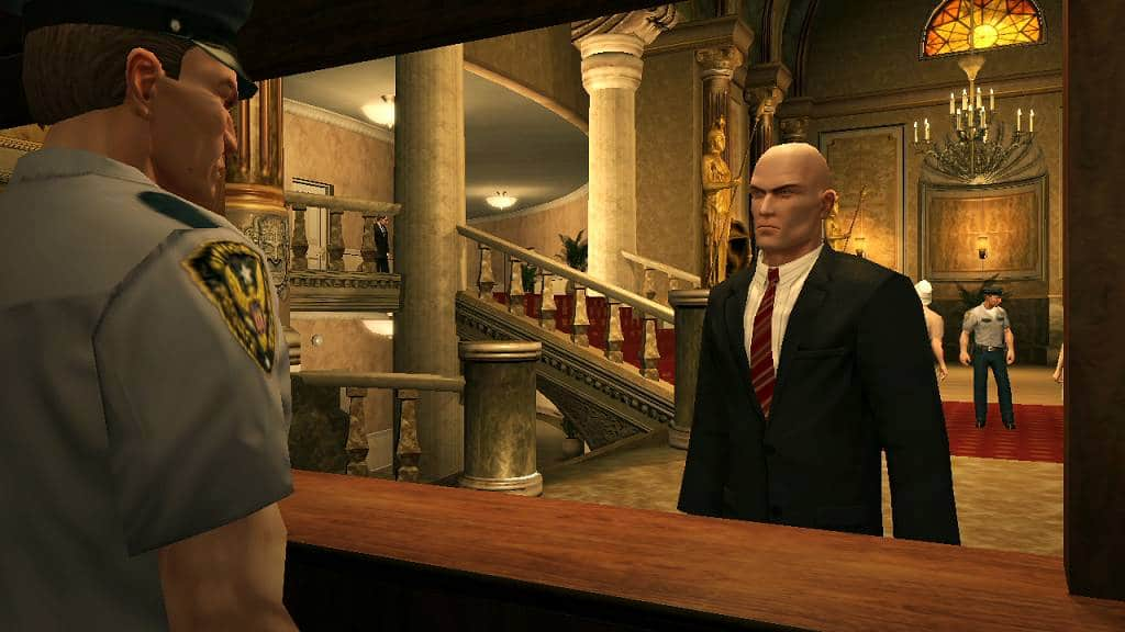 HITMAN HD TRILOGY SCREENSHOT 07