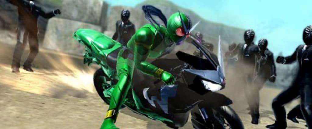 Kamen Rider Banner