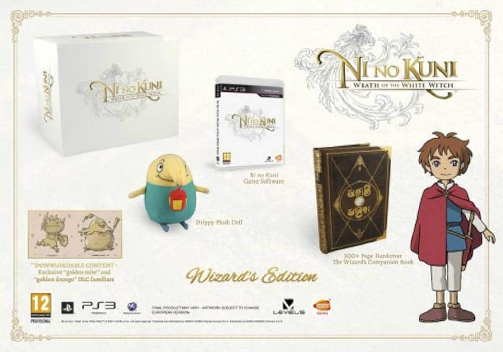 Ni no Kuni Wizards Edition