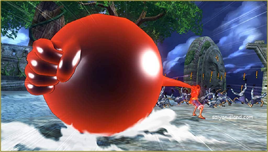 One Piece Pirate Warriors 2 Screenshot (5)