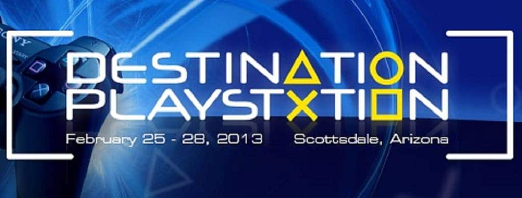 Playstation Destination Banner