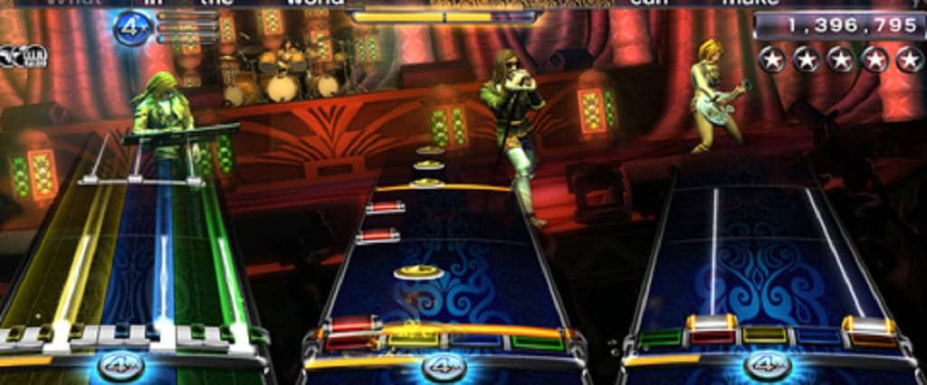 Rock Band 3 Banner