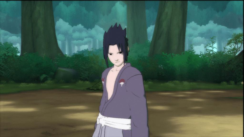 Sasuke Kimono Naruto Storm 3