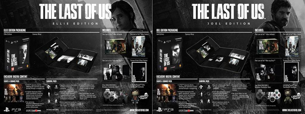 The Last of Us Joel Ellie Edition