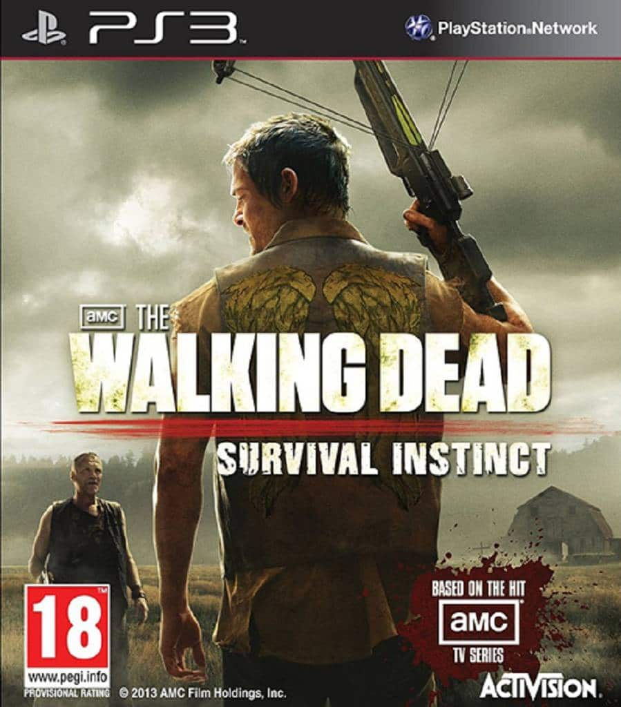 The Walking Dead Survival Instinct Packshot