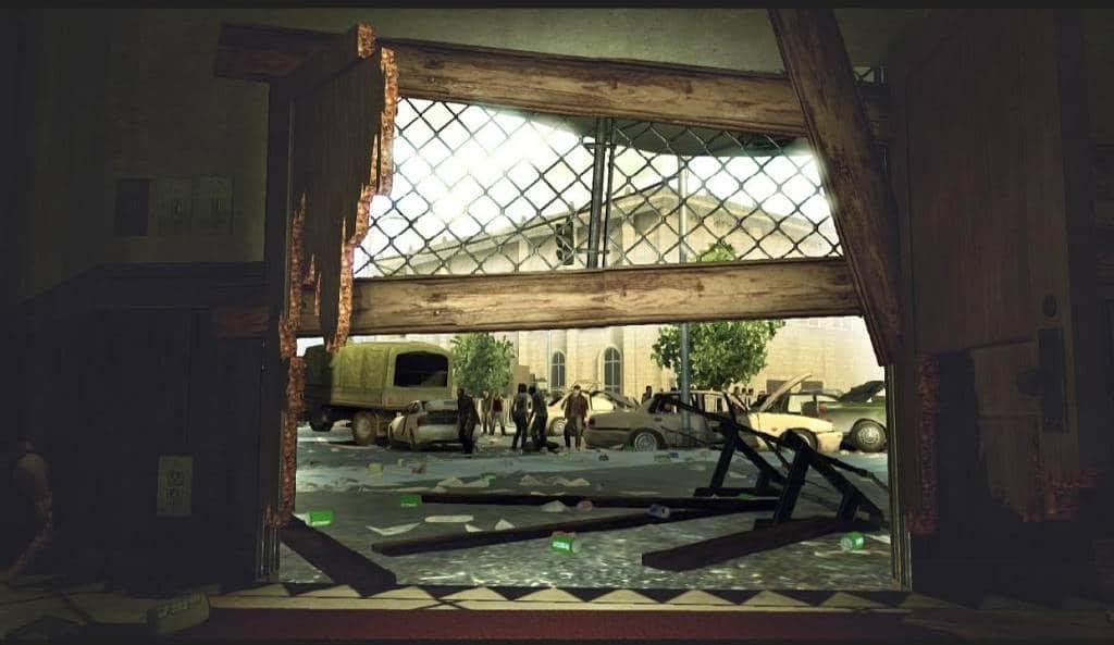 The Walking Dead Survival Instinct Screen 2