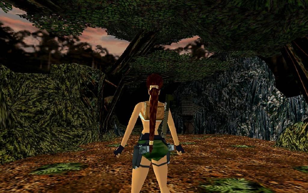 ¿A qué videojuego estais jugando ahora mismo? - Página 4 Tomb-Raider-3-Screenshot