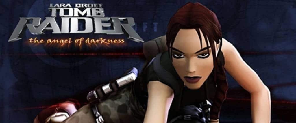 Tomb Raider Angel of Darkness Banner 480x200