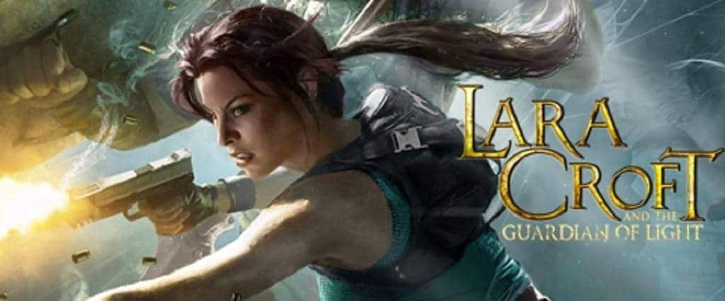 Tomb Raider Guardien of Light Banner 480x200