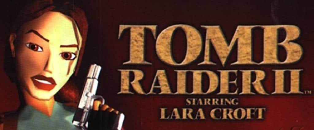 Tomb Raider II Banner 480x200