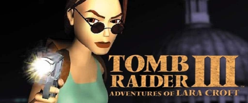 Tomb Raider III Banner 480x200