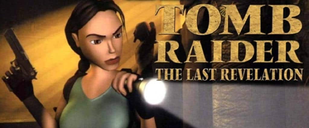 Tomb Raider IV Banner 480x200
