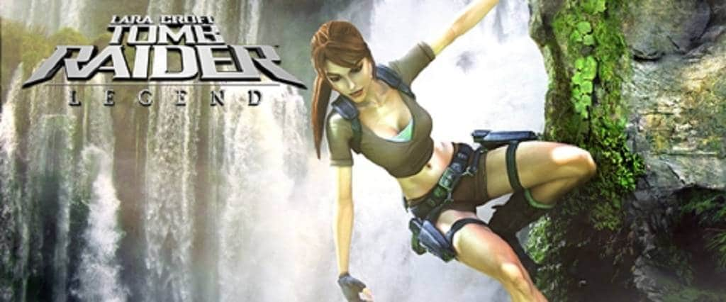 Tomb Raider Legend Banner 480x200