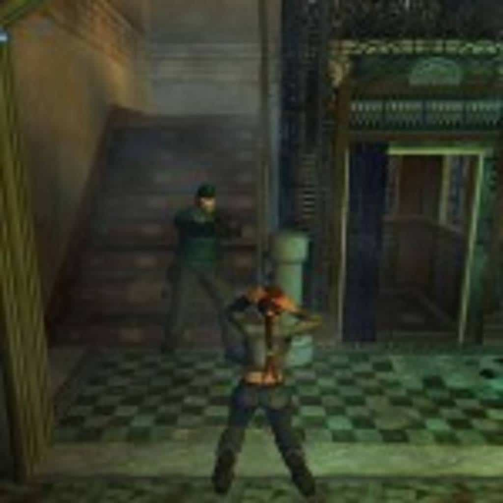 Tomb Raider The Angel of Darkness Screenshot