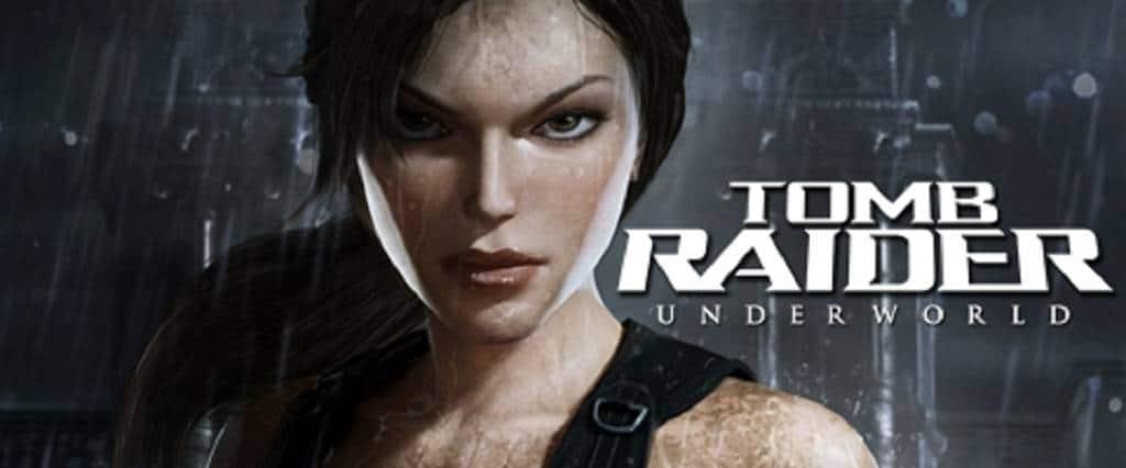 Tomb Raider Underworld Banner 480x200