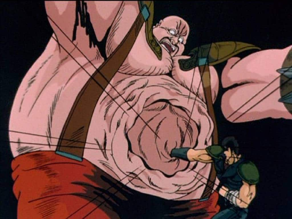 Fist of the North Star Movie 10