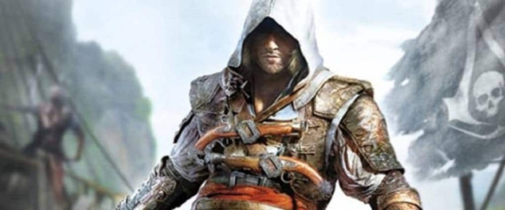 Assassins Creed 4 Black Flag Banner 480x200
