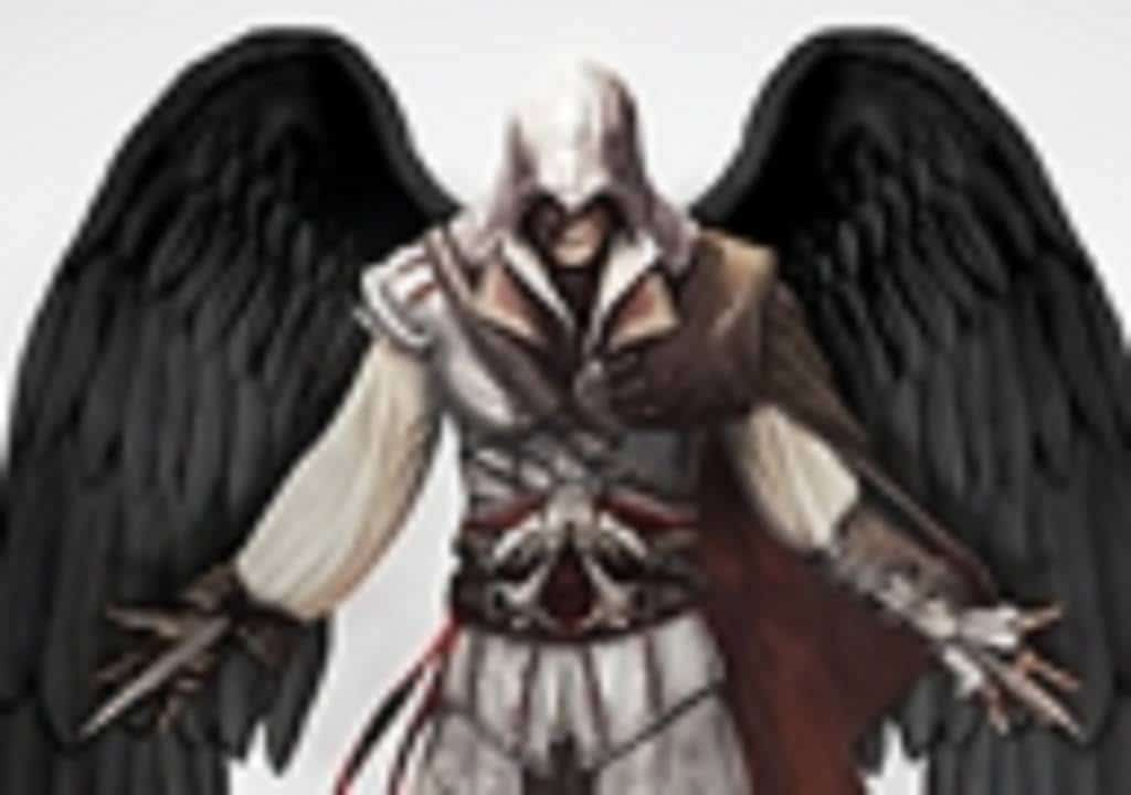 Assassins Creed Logo 128x90