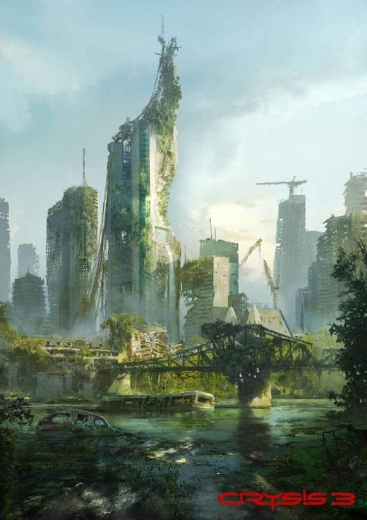 Crysis 3 Artwork 1