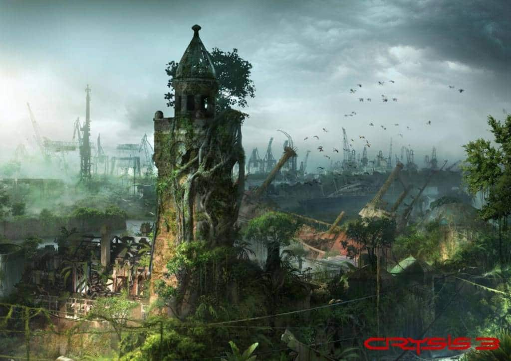 Crysis 3 Artwork 2