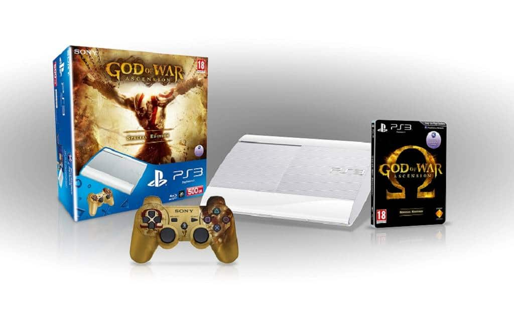 God of War Ascension Bundle