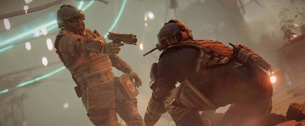 Killzone Shadow Fall Banner 480x200