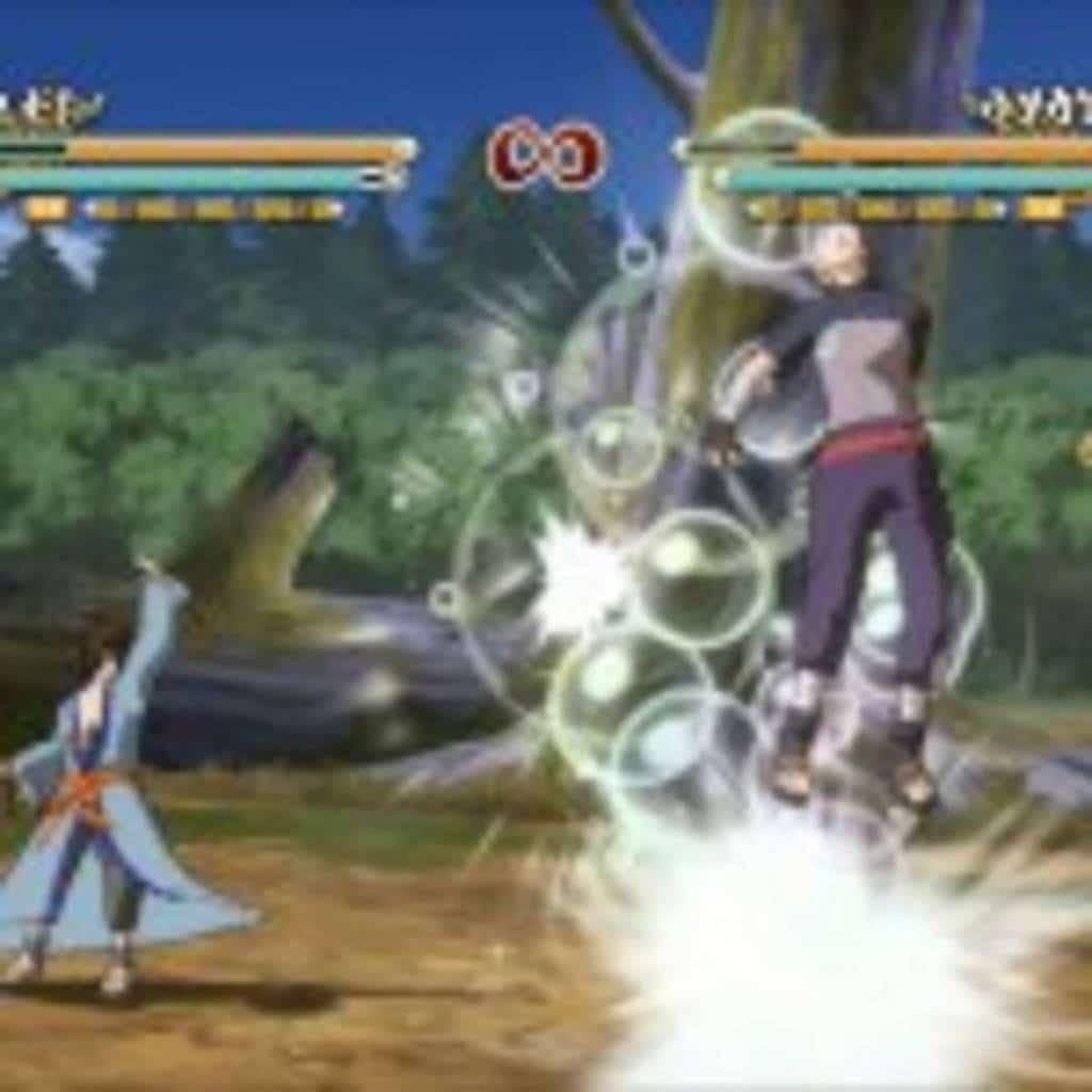 Naruto Storm 3 Edo Tensei Jinchuriki (1)