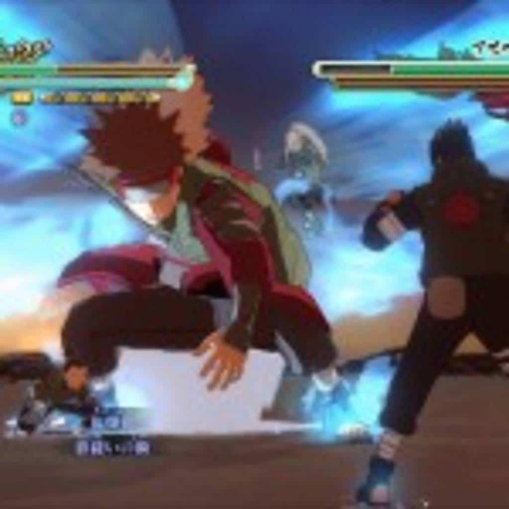 Naruto Storm 3 Edo Tensei Jinchuriki (10)