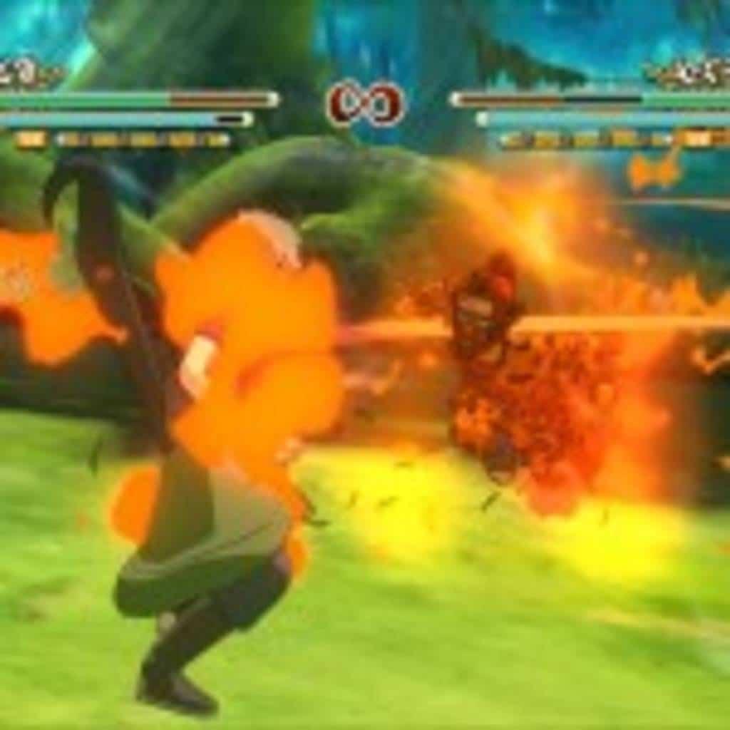 Naruto Storm 3 Edo Tensei Jinchuriki (2)
